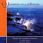 Thunder Bay Symphony cover
