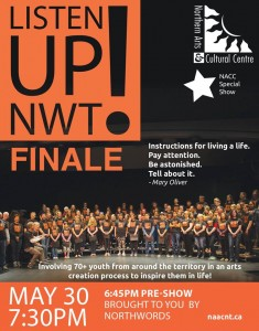 LU NWT finale poster
