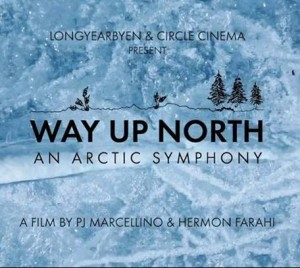 Way Up North cover